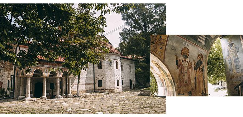 Como llegar al monasterio Bachkovo desde plovdiv